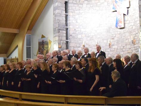 Three Choirs Concert