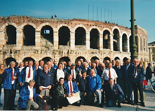 This photo was taken 2003 when the choir
