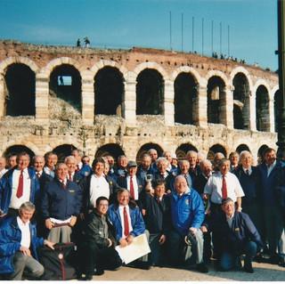 This photo was taken 2003 when the choir
