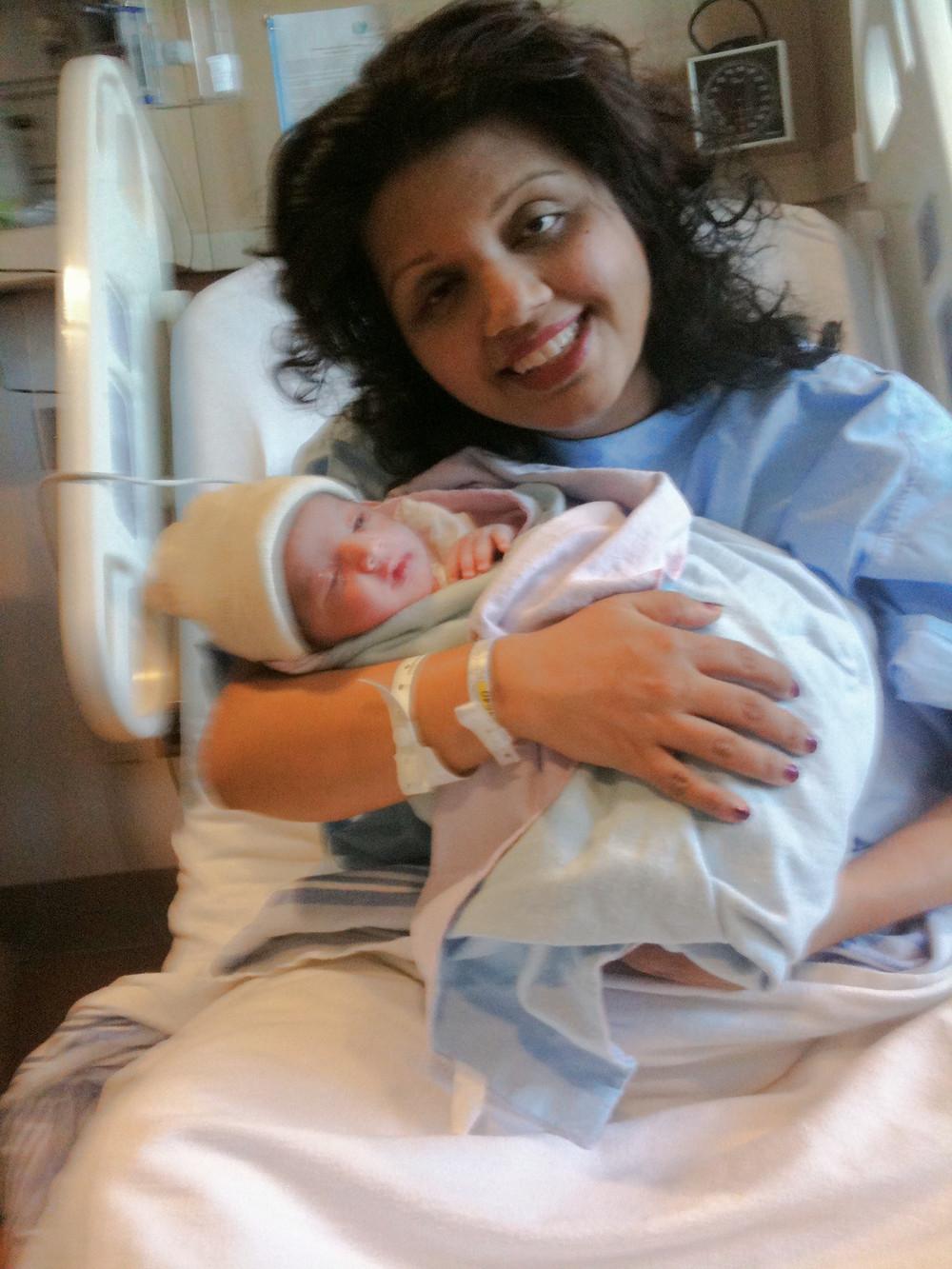 Career change for new moms
