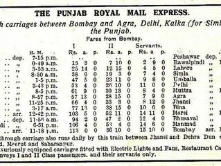 The Punjab Mail