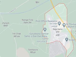 Memories of Raja Sansi, Amritsar, 1947