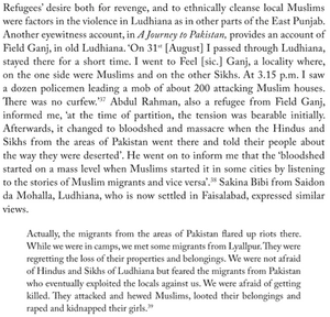 Pippa Virdee writes about the events in Ludhiana during Partition riots