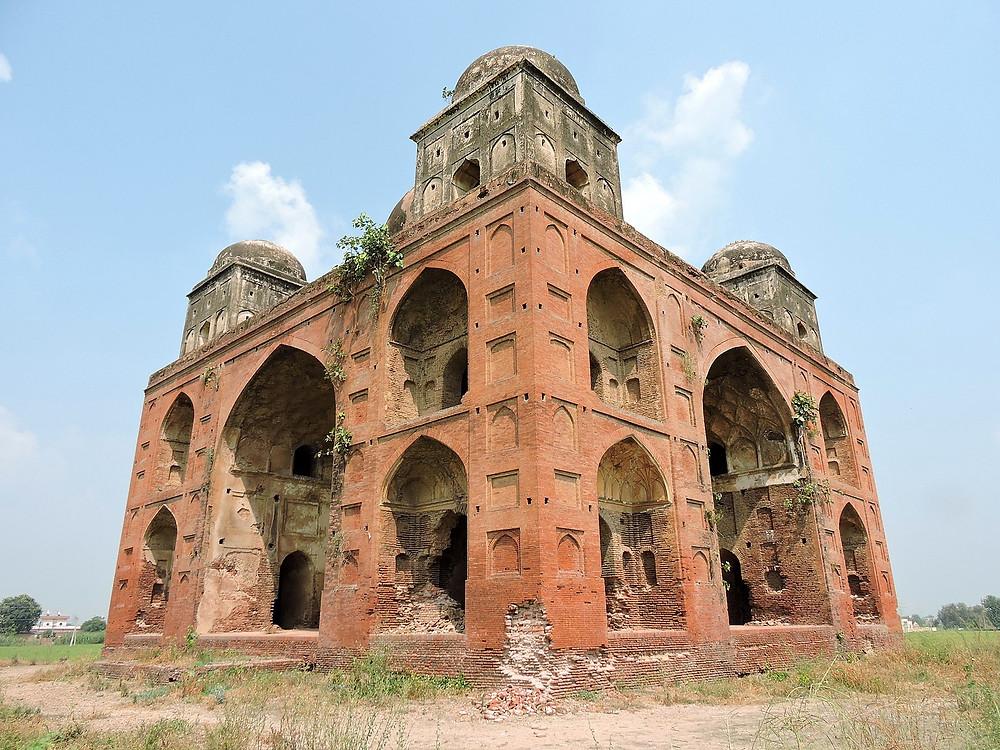 Tomb of Shagird, village Talania,Sirhind Fatehgarh Sahib, Punjab, India