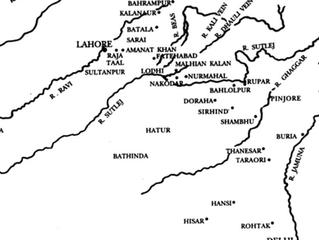 Lost Islamic Heritage of India's Punjab