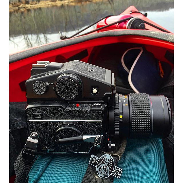 Mamiya in the Swamp - FILM IS NOT DEAD!
