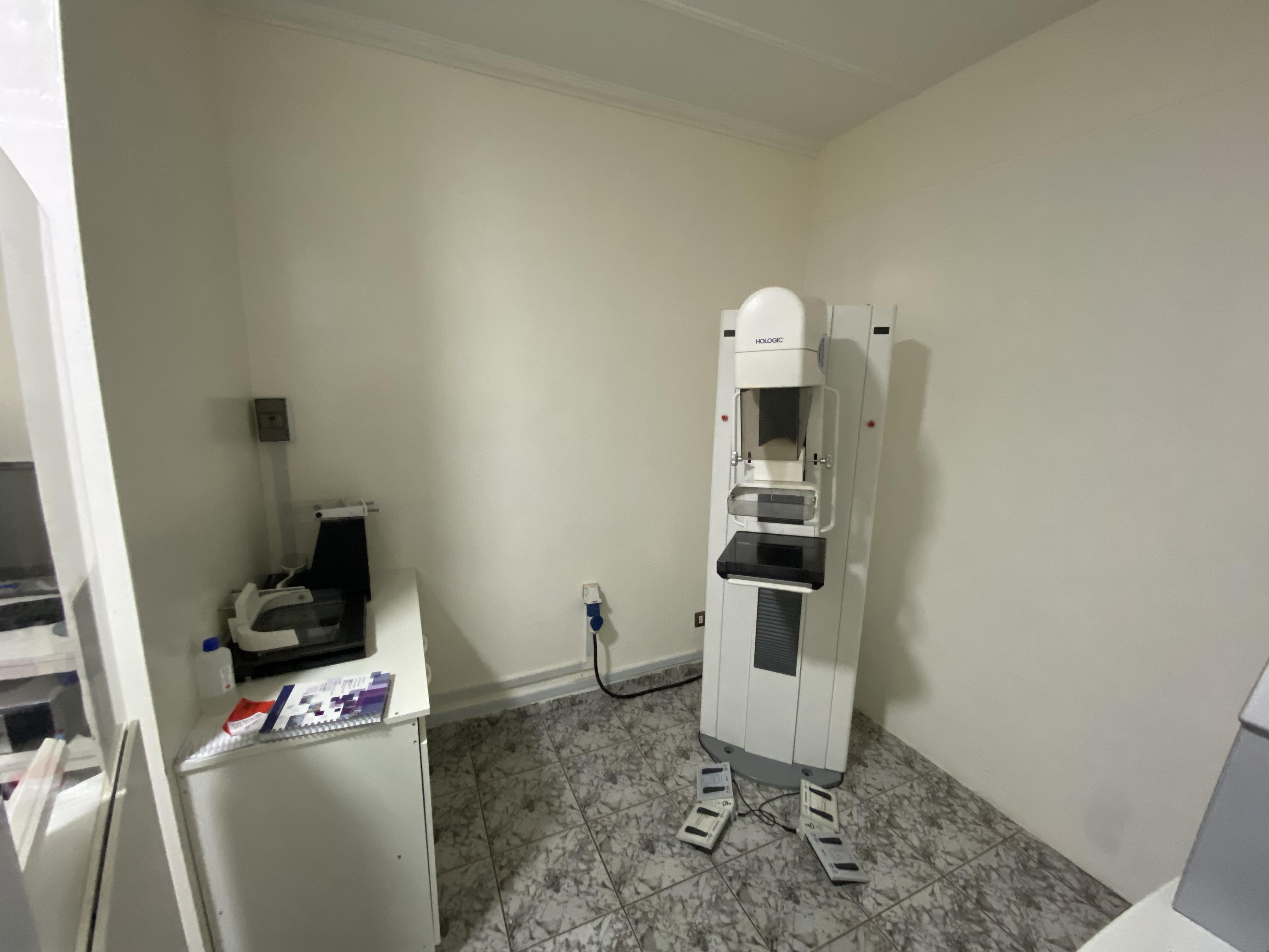 Sala de Mamografia
