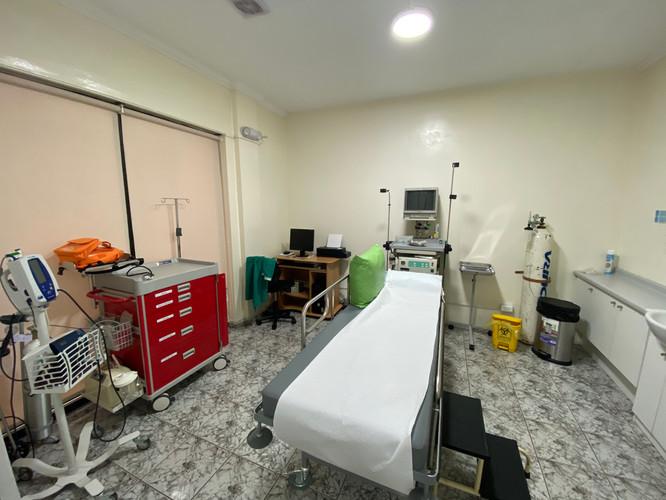 Sala de Endoscopia