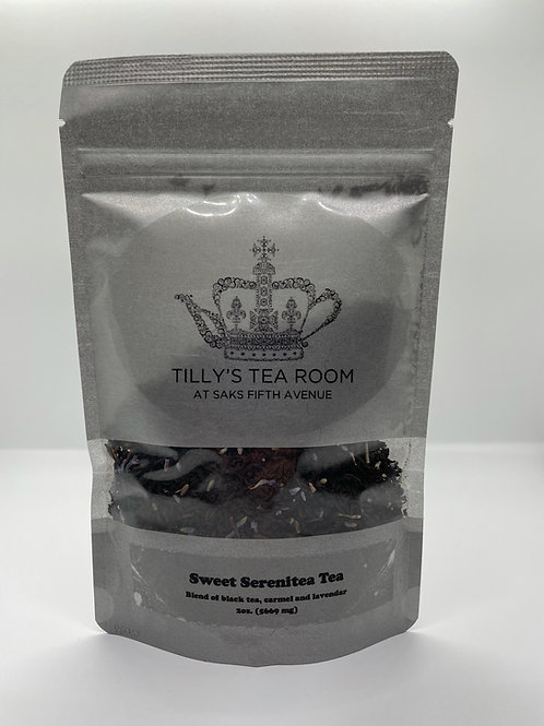 Serenitea loose leaf tea
