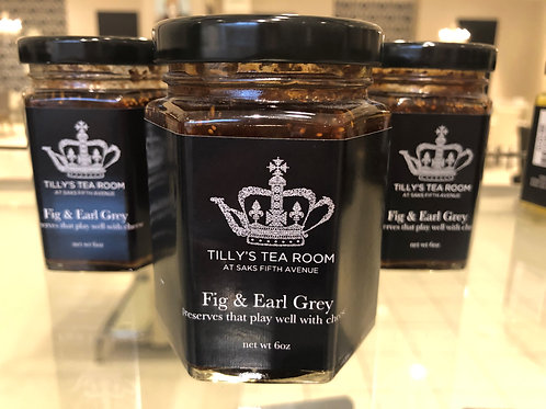 Fig & Earl Grey Preserve