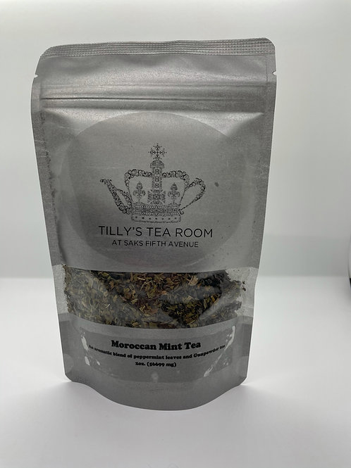 Moroccan Mint - loose leaf tea
