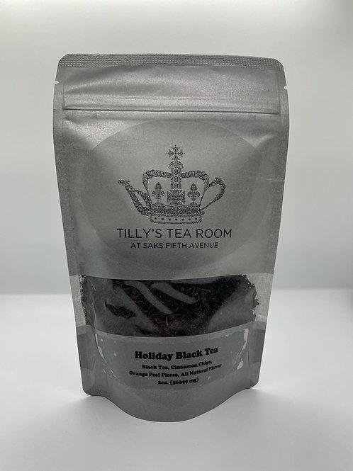 Holiday Black - loose leaf tea