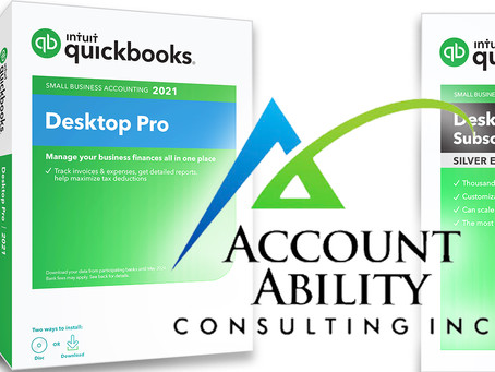 Learn what's new in QuickBooks Desktop 2021