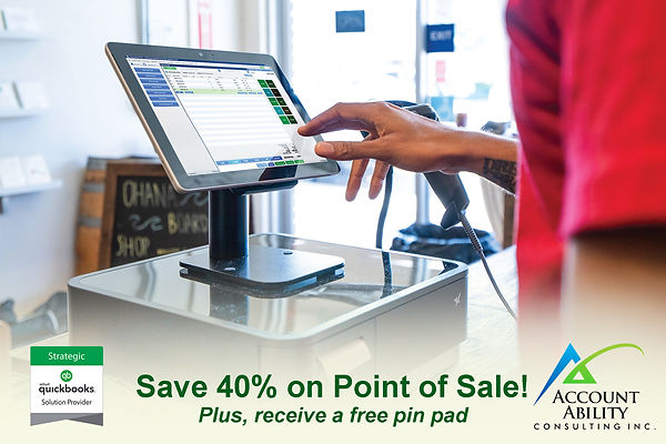 QuickBooks Point of Sale Promotion