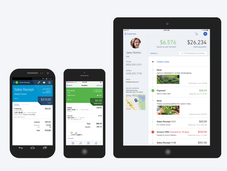 Get to Know the QuickBooks Online Mobile App