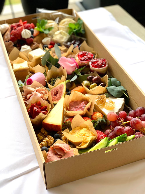 Sweet & Savoury  Grazing Box