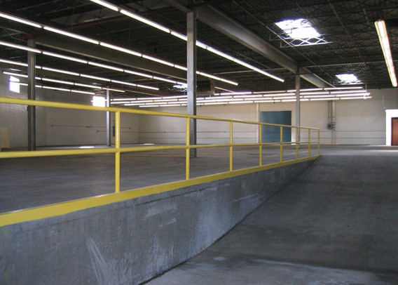 Eureka Building - Interior