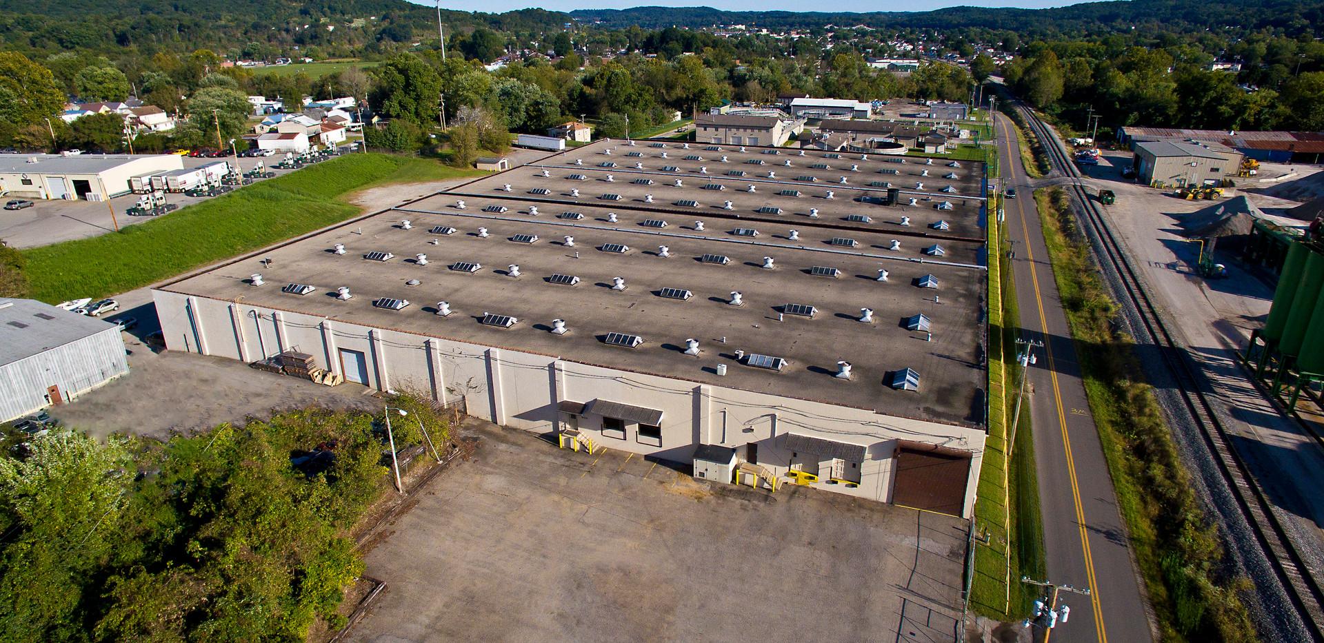 Dunbar Storage - Aerial