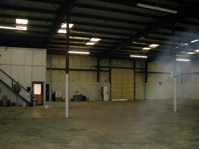 Dunbar Storage Unit 3 - Interior