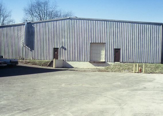 Dunbar Storage Unit 3 - Exterior