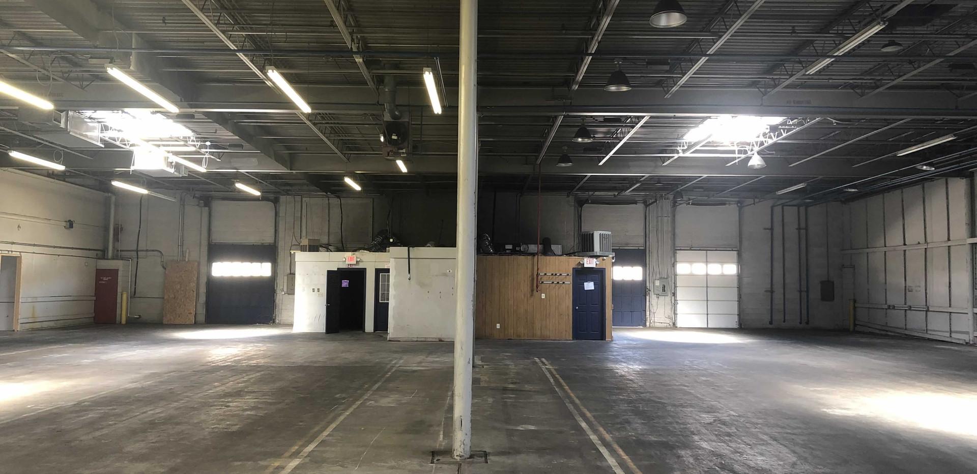 Rex Building - Interior