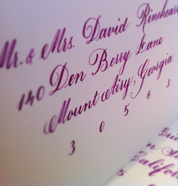 BP Calligraphy
