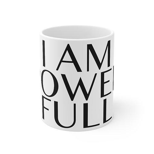 I Am Power Full Coffee Mug