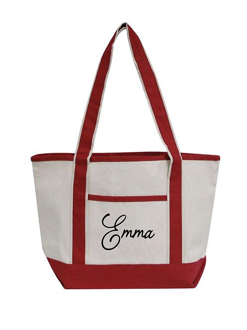 Customizable Tote Bag - Large Size