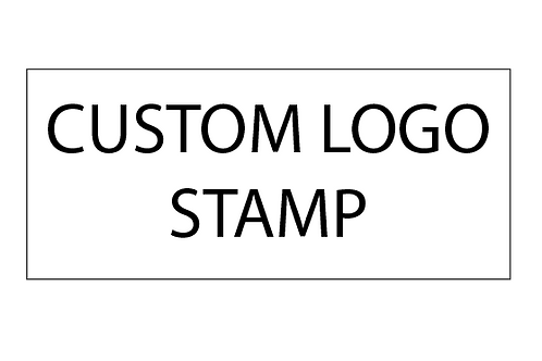 Custom LOGO Stamp, Rubber Stamp