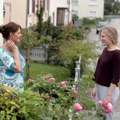 Der unberührte Garten,  mit Alena Oellerich