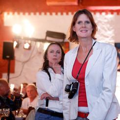 Dine&Crime, Mord in der Abtei Benefizius, Journalistin Judith Jäger