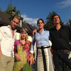 Meine Freundin, ihre Familie und ich, TV-Serie SAT 1
