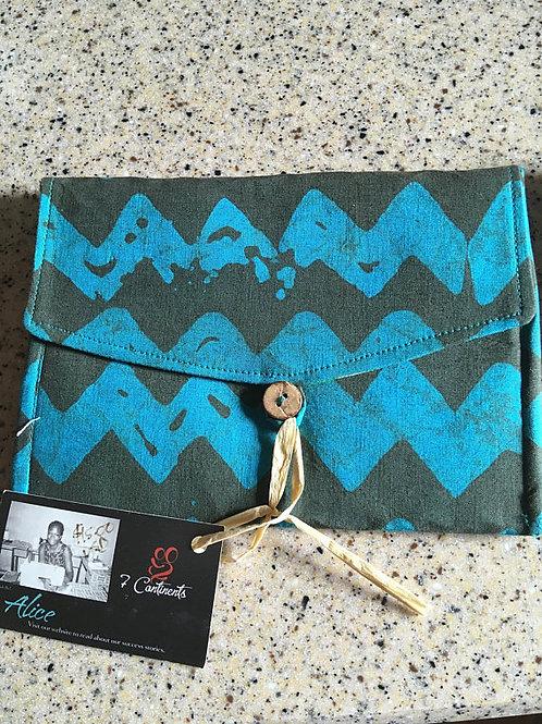 Batik Pouch Wallet