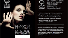 Saison 2015-2016: Auditions