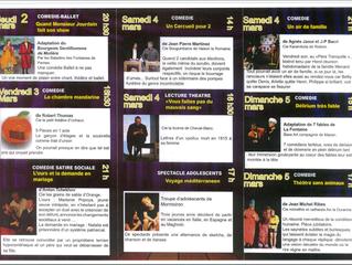 Festival de théâtre amateur de Bedarride!