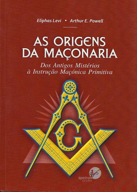 As Origens da Maçonaria de Éliphas Lévi e Arthur E. Powell