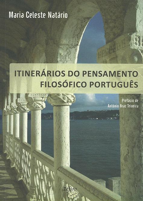 Itinerários do Pensamento Filosófico Português de Maria Celeste Natário