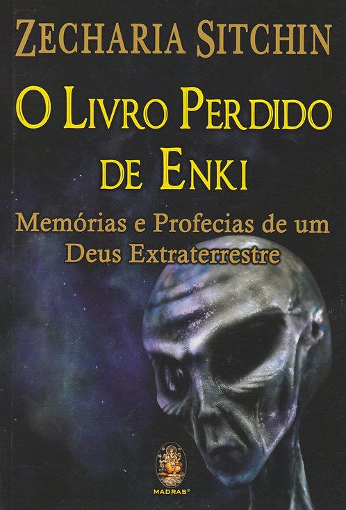 O Livro Perdido de Enki de Zecharia Sitchin