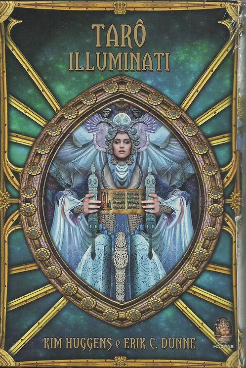 Tarô Illuminati de Erik C. Dunne e Kim Huggens