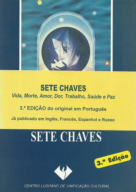 Sete Chaves de Isabel Nunes Gorverno e José Manuel Anacleto