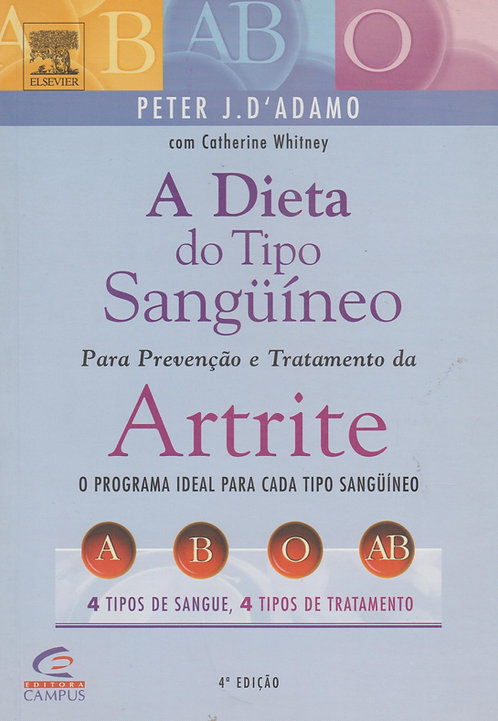 A Dieta do Tipo Sanguíneo de Peter J. D`Adamo