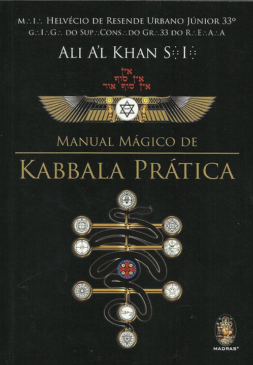 Manual Mágico de Kabbala Prática de Helvécio de Resende Urbano Júnior