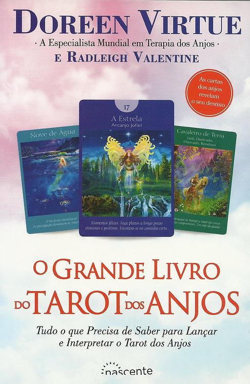 O Grande Livro do Tarot dos Anjos de Doreen Virtue