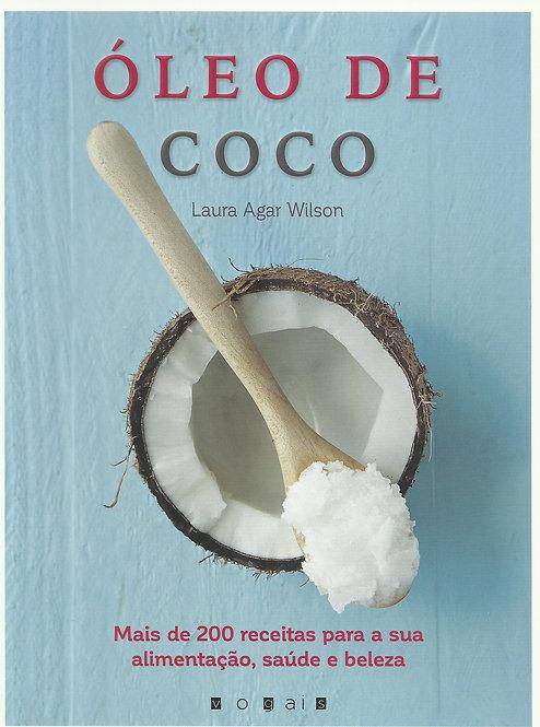 Óleo de Coco de Laura Agar Wilson
