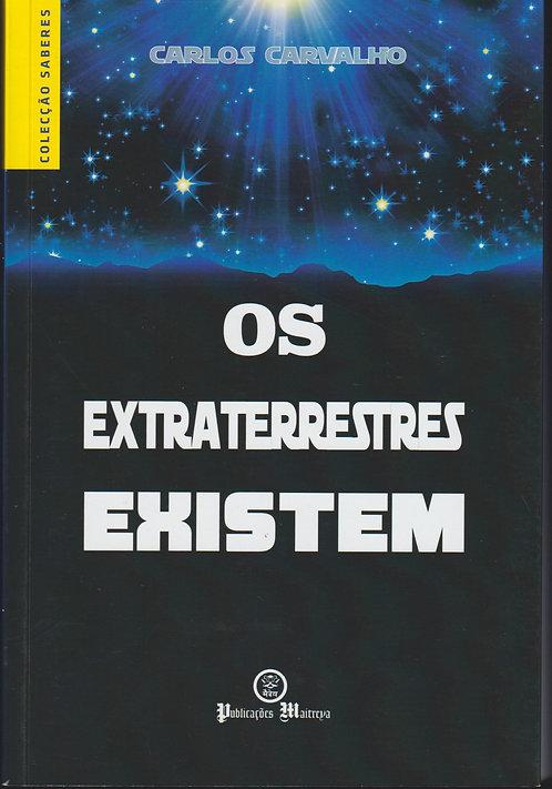 Os Extraterrestres Existem de Carlos Carvalho