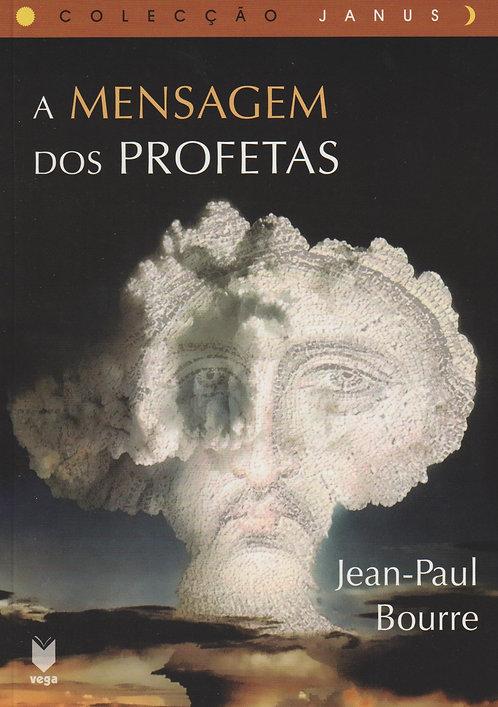 A Mensagem dos Profetas de Jean-Paul Bourre