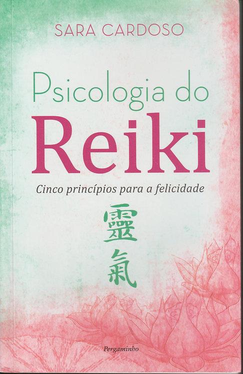 Psicologia do Reiki de Sara Cardoso