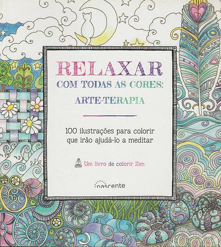 Relaxar com Todas as Cores Arte-terapia