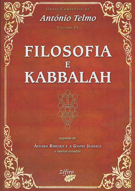 Filosofia e Kabbalah de António Telmo