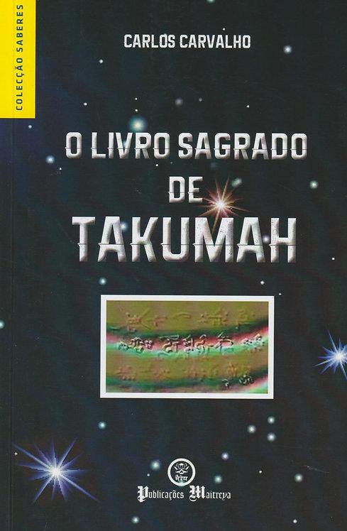 O Livro Sagrado de Takumah de Carlos Carvalho